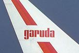 Garuda Indonesia Airlines Orange Logo