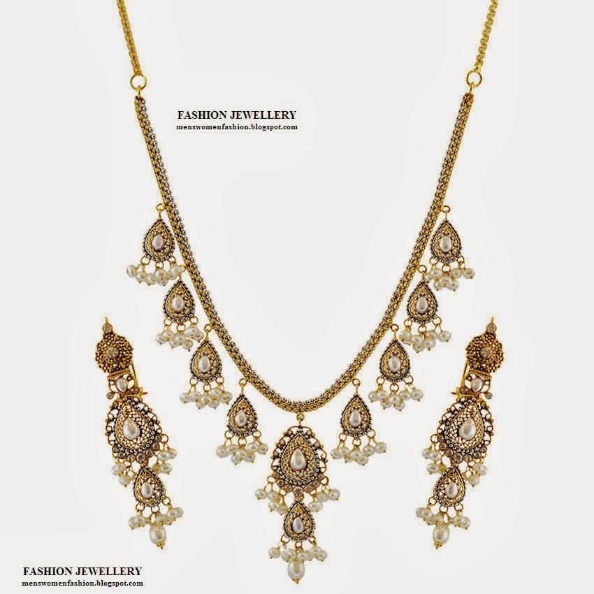 Cambodia Womens Bridal Pearl Fashion Gold Jewelry 80 Fashion Jewellery
