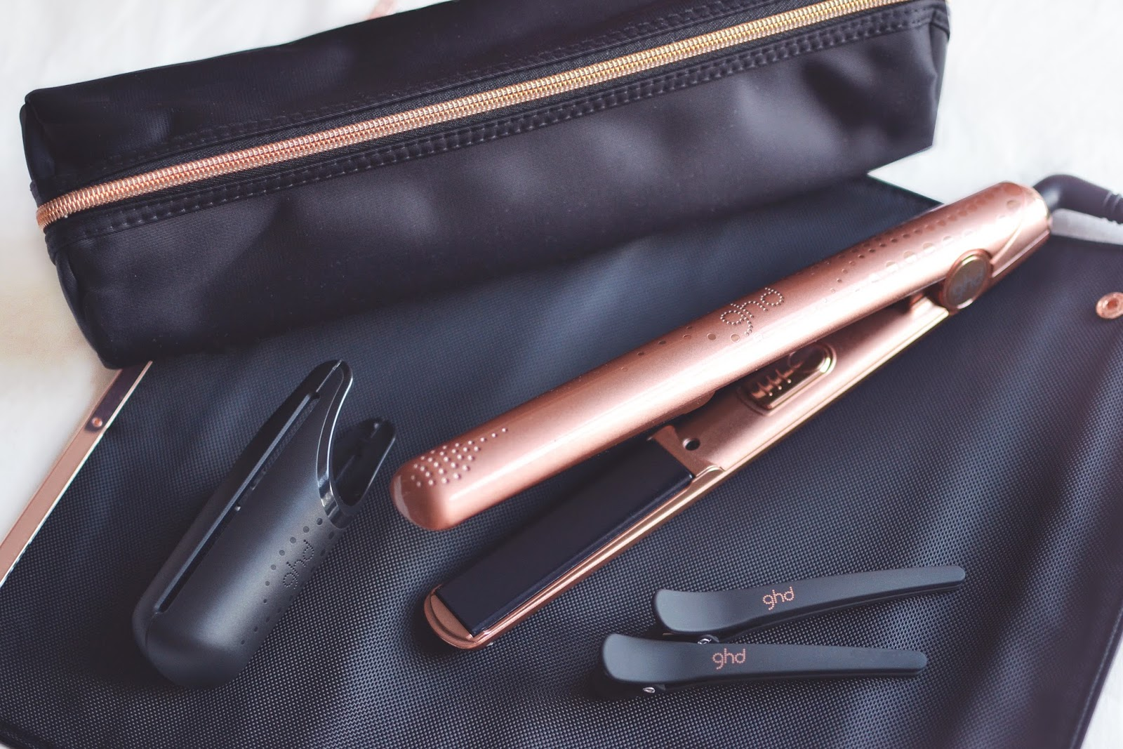 Ghd Straighteners Rose Gold Limited Edition Temporary