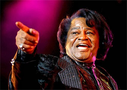 In Memorian James Brown Nascimento: 3 de maio de 1933-Falecimento: 25 de dezembro de 2006