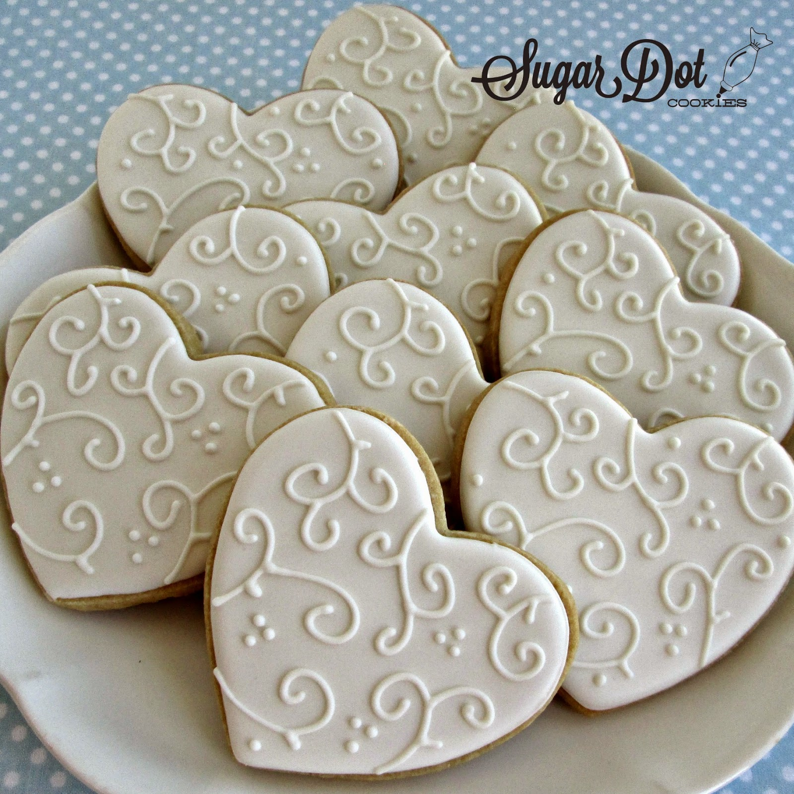 sugar cookie icing recipes dishmaps