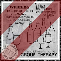 Wine, Group Therapy