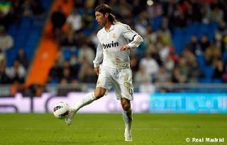 التشكيلة الأفضل لجولة الثامنة من الليغا الإسبانية  Real_Madrid_-_Villarreal