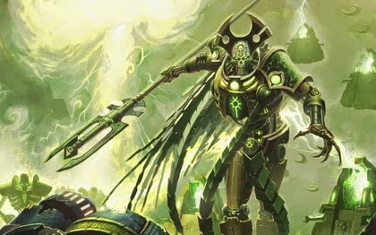 More Necrons: Army Special Rules and Warlord Traits