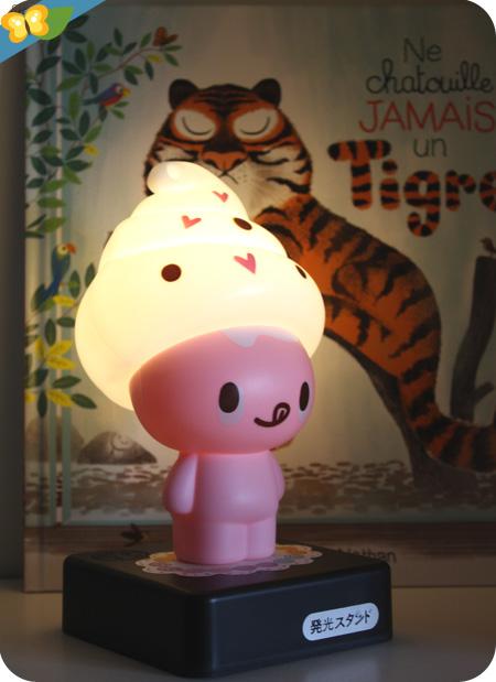 Lampe USB Crème Glacée - Ice-cream Cap Lamp