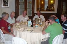 Diner in hotel te Acqui Terme