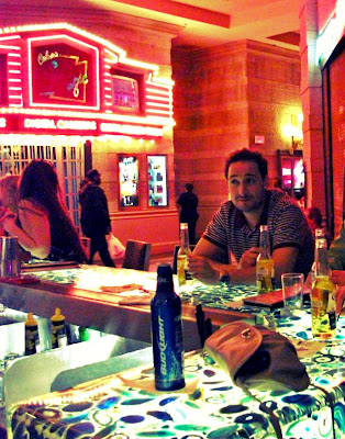 Las Vegas bar New York New York USA