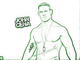 Wwe Superstars Coloring Pages To Print