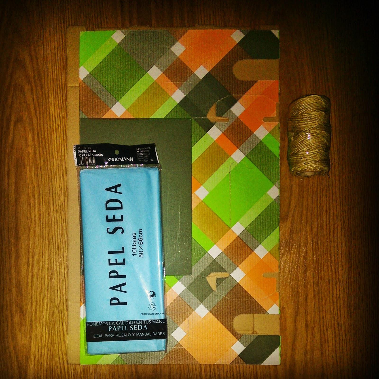 Empaquetado de regalos aprender manualidades es - Empaquetado de regalos ...