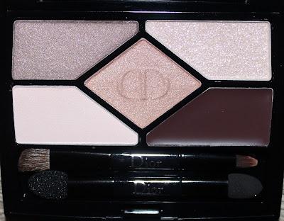 Dior Designer 5-Colour Palette in Nude Pink