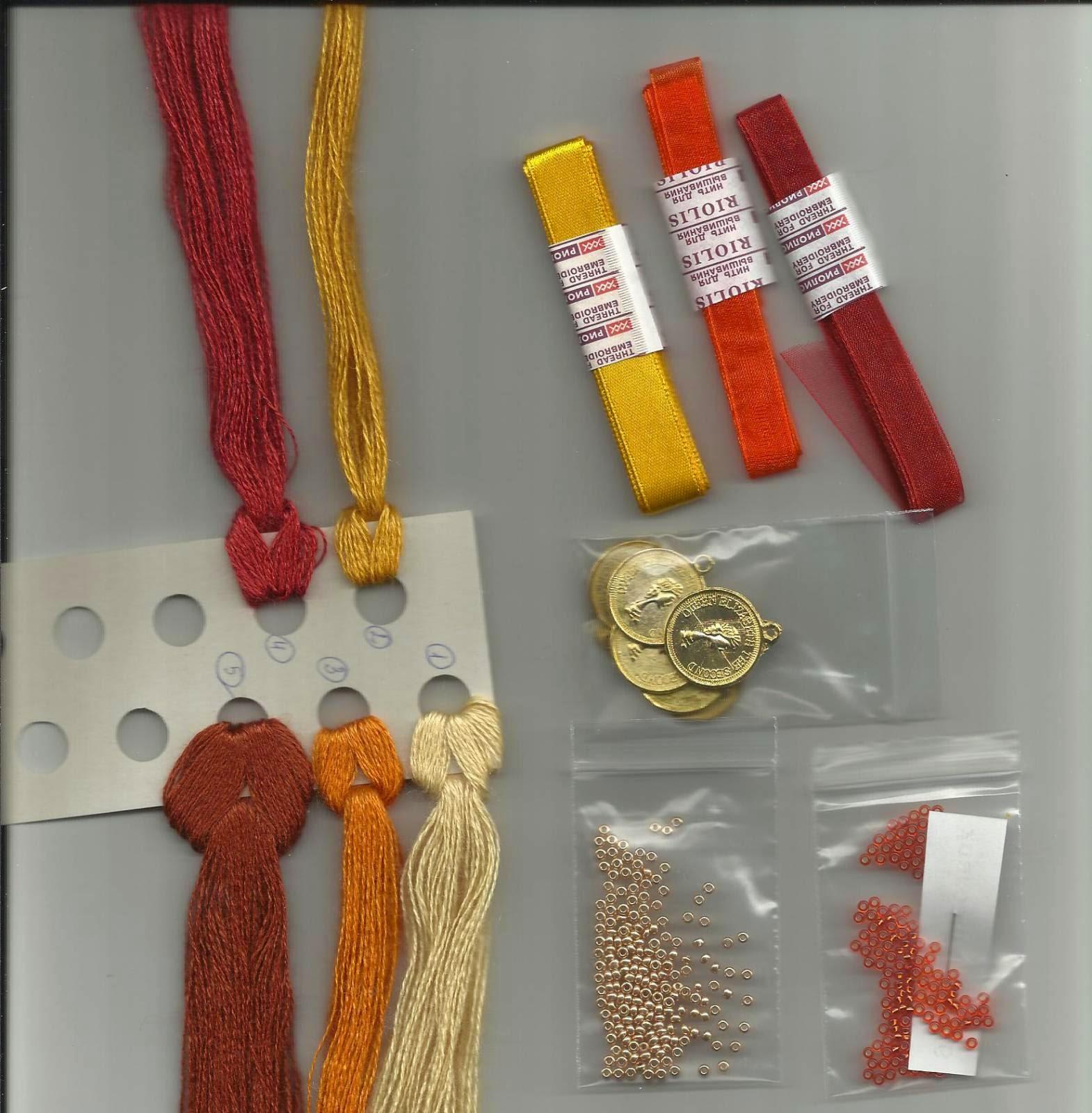белочка схема вышивки