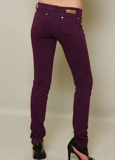 purple Brazilian Jeans