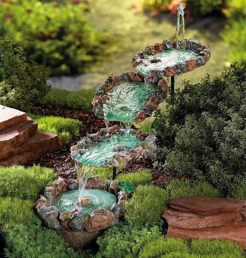 Fountains Backyard Ideas : Backyard fountains, backyard fountain designs, backyard design ideas