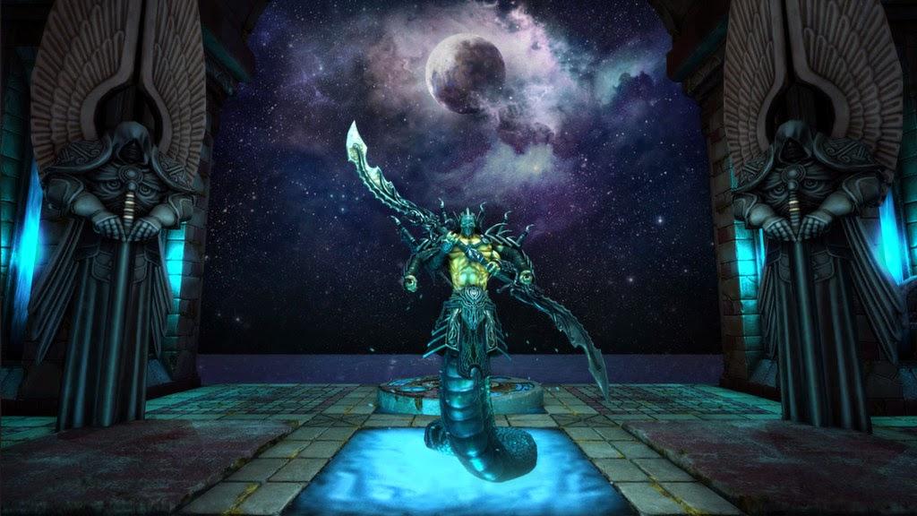 Might and Magic X Legacy screenshots