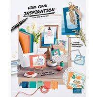 STAMPIN UP 2016/17 ANNUAL CATALOGUE
