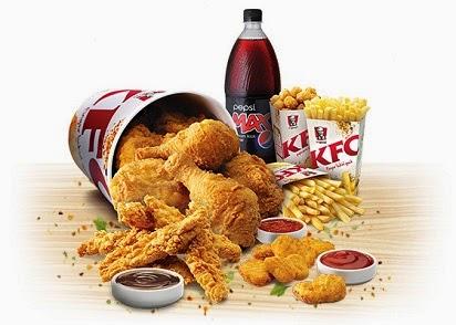 Daftar Harga KFC Bucket Terbaru,