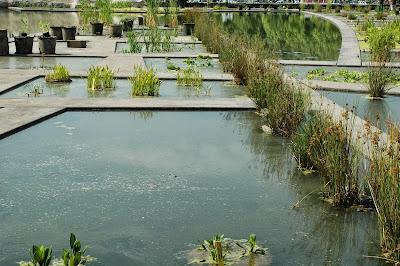 Jardin botanique de Bordeaux / Bordeaux Botanical Garden, La Bastide