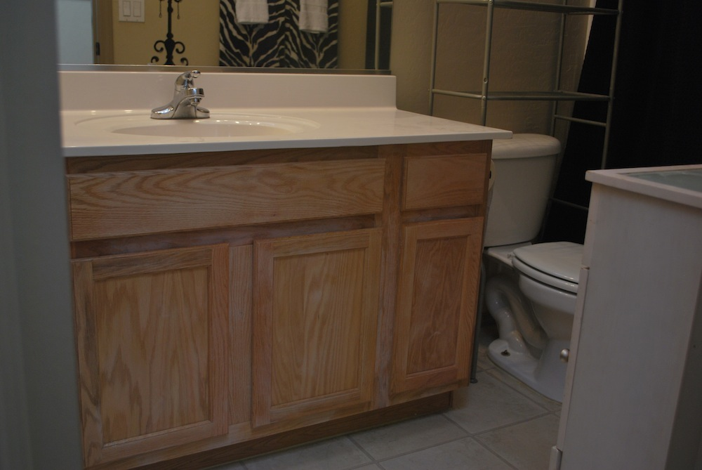 How To Do A Cheap And Easy Bathroom Update Anyone Can Do Classy Clutter
