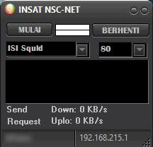 Inject Indosat Insert NSC-NET Squid