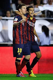 Spanish Football Liga 2013
