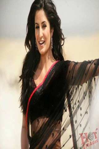 katrina kaif saree in sing is king