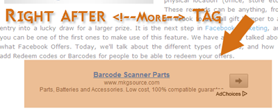 AdSense Booster plugin for Blogger