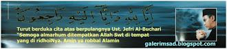Link 15 Video Ust. Jefri Al Buchari (Seputar Kegiatan Keagamaan dan Berita Duka)