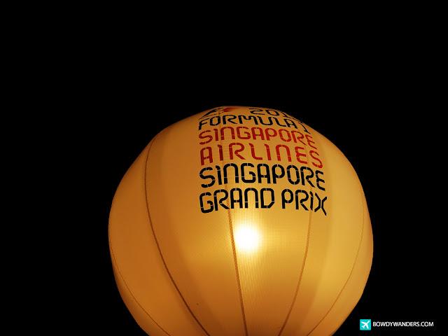 Singapore Grand Prix - Formula One World Championship: Hamilton vs Haze