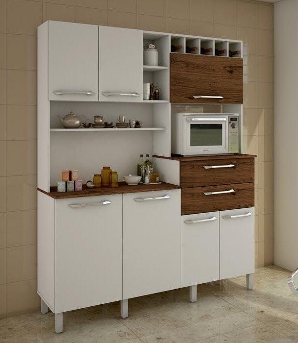 Aparador Tok Stock ~ Qual o tipo de armário ideal para minha cozinha? Amando Cozinhar Receitas Fáceis e rápidas