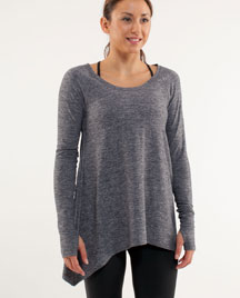 lululemon rehearsal long sleeve shirt