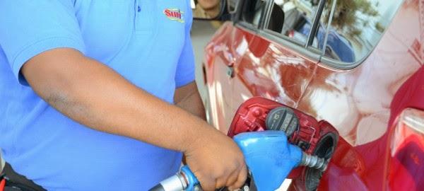 precio combustible Rep Dom