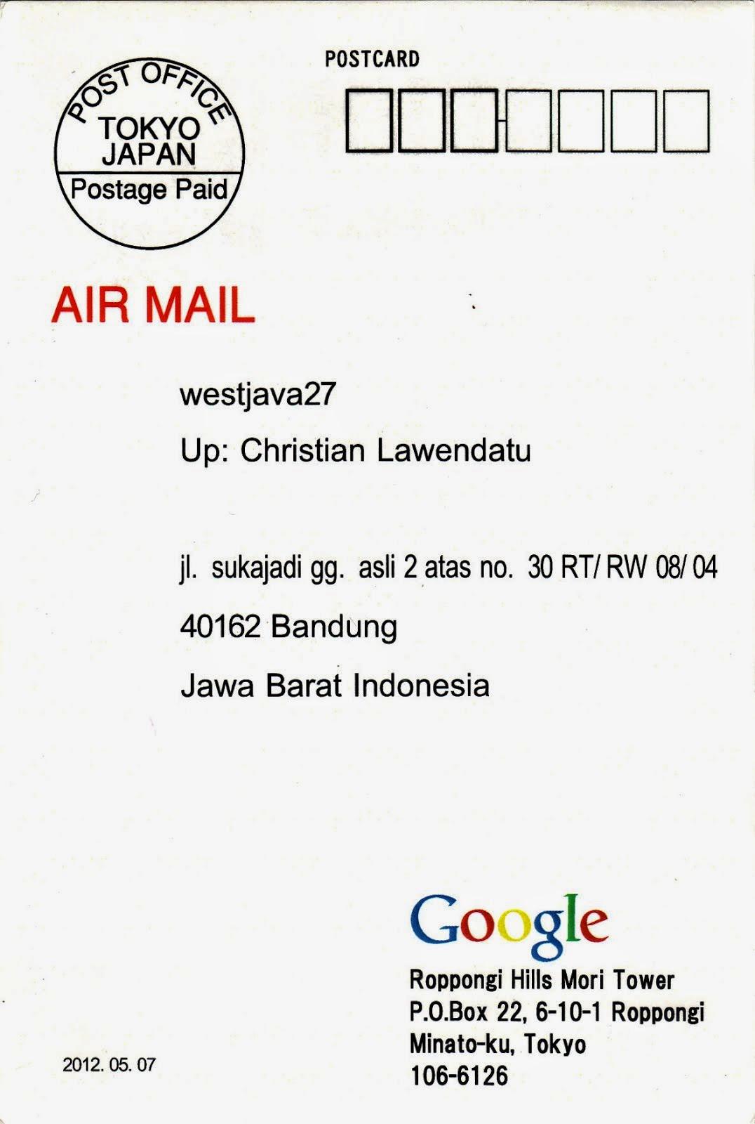 Verifikasi kepercayaan kami oleh Google