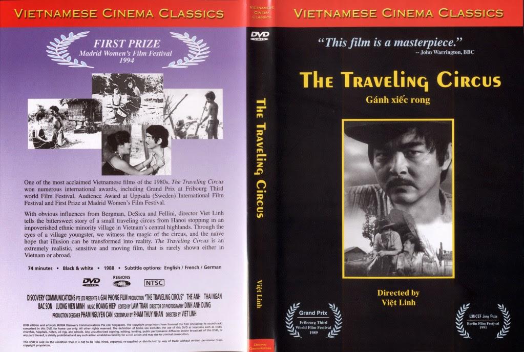 Бродячий цирк / Ganh xiec rong / Travelling Circus. 1988.