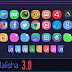 Dalisha Icon Set Updated Works In All Desktop Environments, Install in Ubuntu/Linux Mint