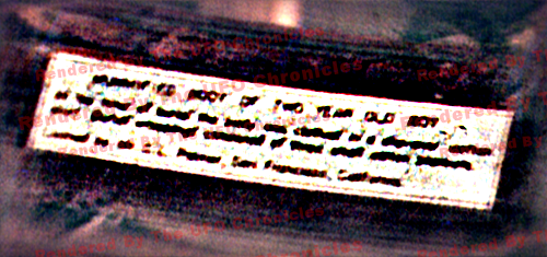 Roswell Slides Placard From Adam Dew, Rendered By Frank Warren