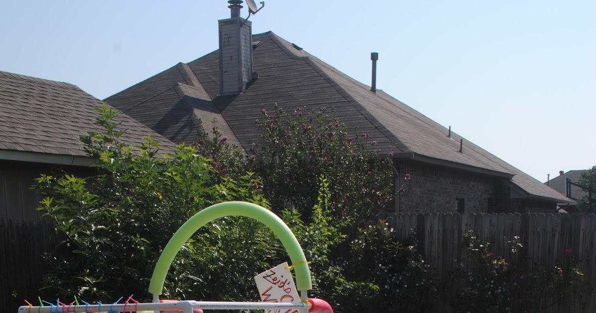 Summer Boredom Buster: DIY Slip N Slide