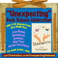 """Unexpecting"" by Lori Verni-Fogarsi Blog Tour, Interview, and Giveaway"