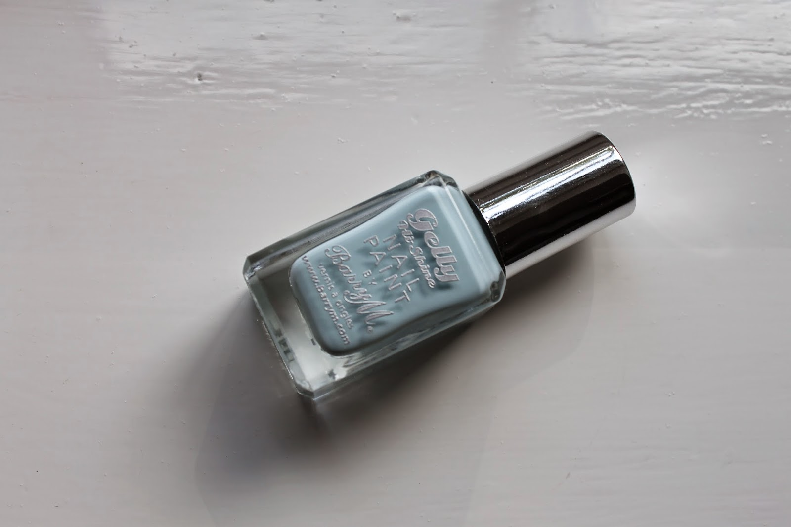 Barry M Gelly Hi-Shine Huckleberry