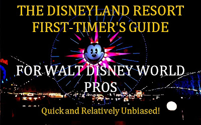 Disneyland Guide for WDW Pros