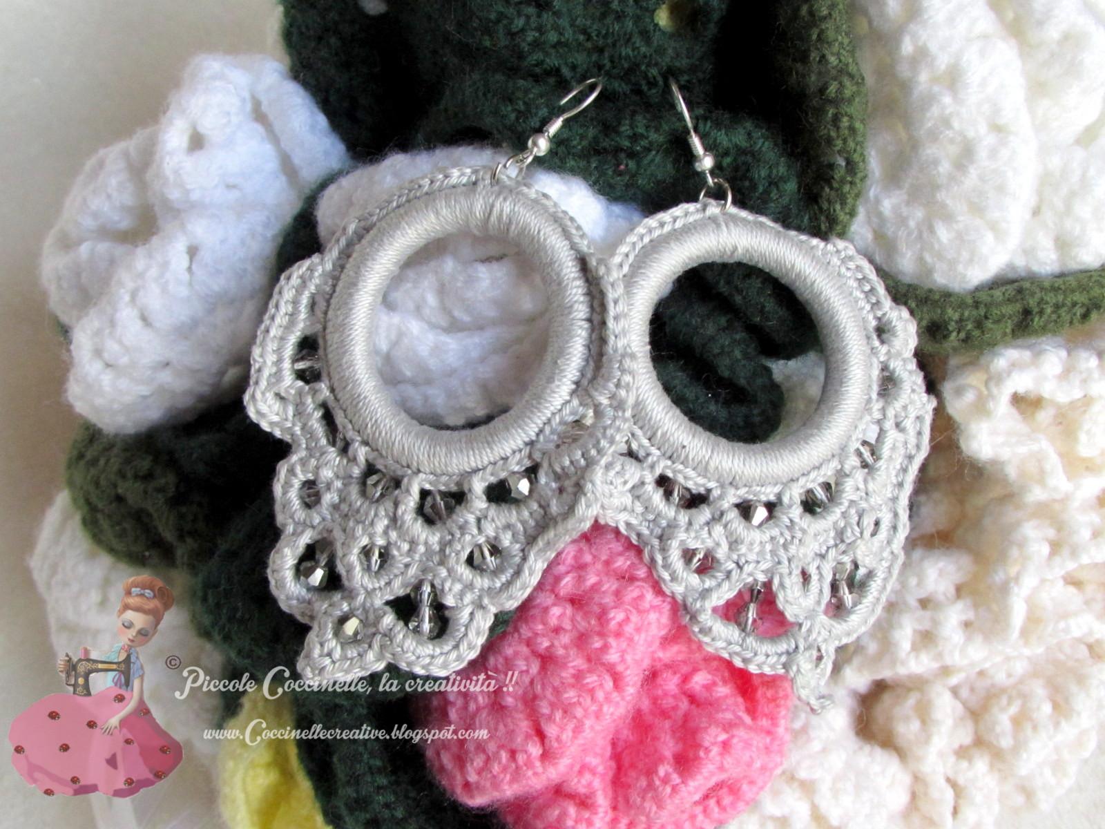 Piccole coccinelle la creativit Orecchini bijoux fashion e