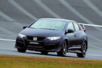 Spy Shots of the 2015 Honda Civic