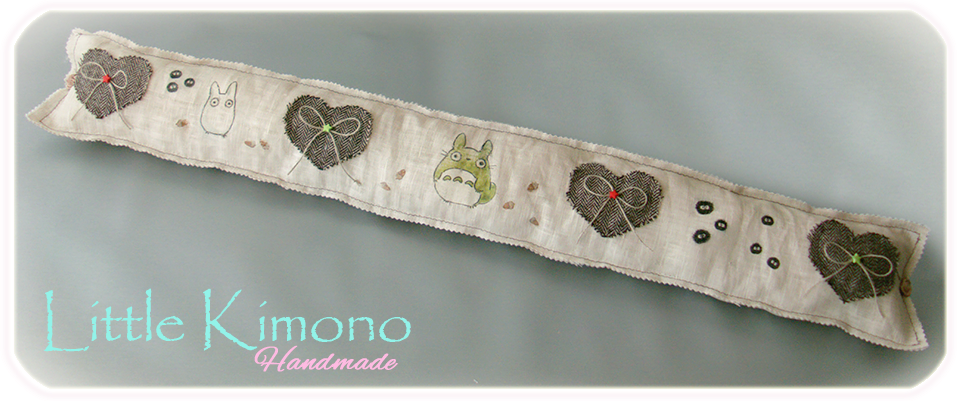 Burlete para puerta reto handmade little kimono handmade - Burlete puerta ...