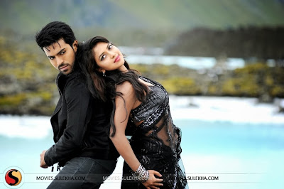 Ram Charan and Amala Paul