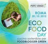 I'm a Foodblogger Green!