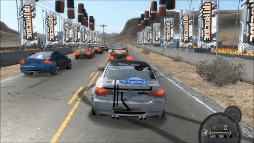 Need For Speed Pro Street PC Full Version 1