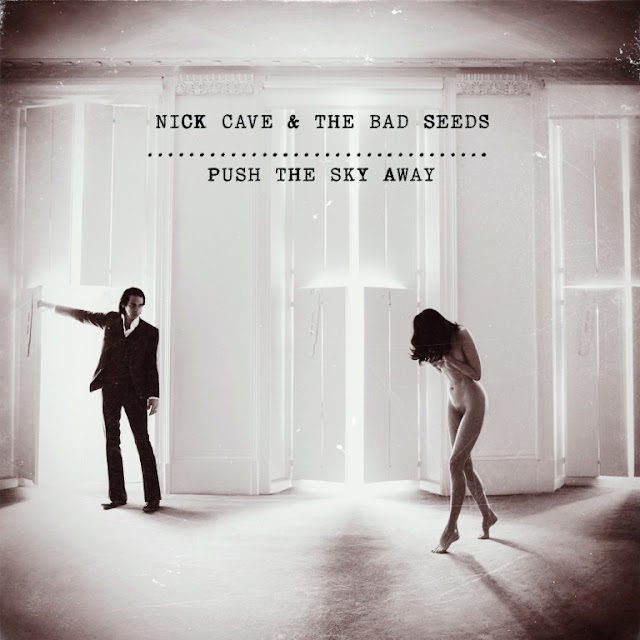 Cover Nick Cave And The Bad Seeds - Push The Sky Away