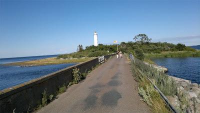 Långe Erik Lighthouse, Öland Sweden