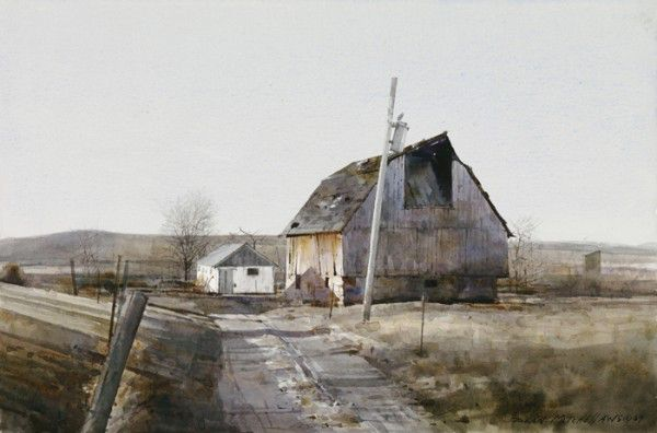 Lorem Ipsum Contemporary American Painter Dean Mitchell