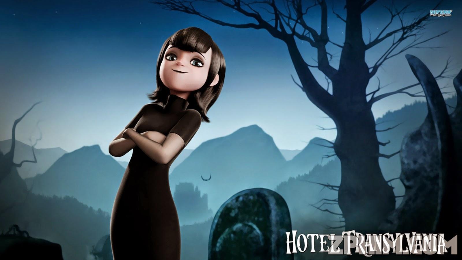 Ảnh trong phim Khách Sạn Huyền Bí - Hotel Transylvania 1