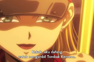Ushio to Tora 22 Subtitle Indonesia